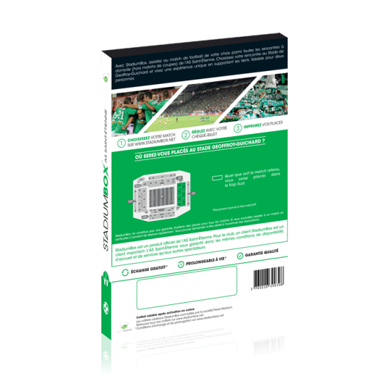 Cadeau AS Saint-Etienne Supporter