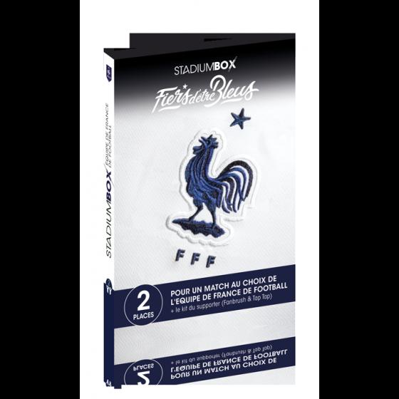Coffret cadeau Equipe de France de Football