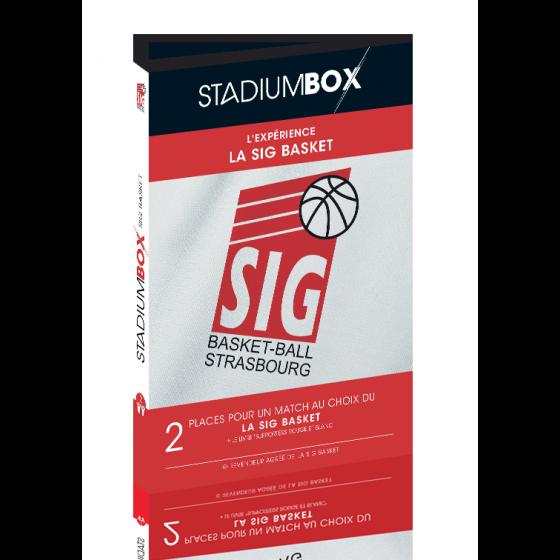 Coffret cadeau SIG Basket