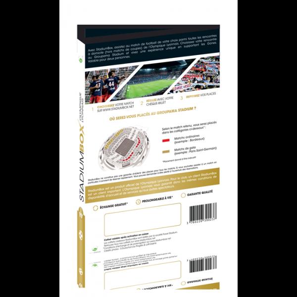 Cadeau football Olympique Lyonnais