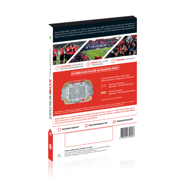 Cadeau Football SRFC