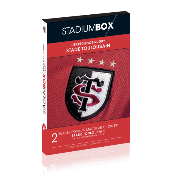 Cadeau Rugby Stade toulousain