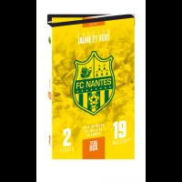 Coffret cadeau FC Nantes
