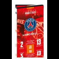 Coffret cadeau PSG Handball