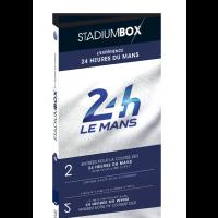 Cadeau Billet 24h Du Mans