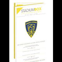 Coffret cadeau ASM Clermont Rugby Premium