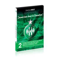 Coffret cadeau AS Saint-Etienne Supporter