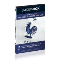 Coffret cadeau Equipe de France de Football