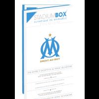 Coffret cadeau Olympique de Marseille Premium