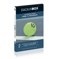 Cadeau tennis : Billet Open 13 Marseille