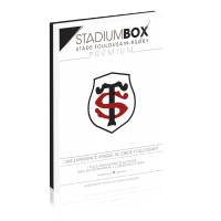 Coffret cadeau Stade Toulousain Premium