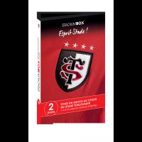 Cadeau Rugby Stade toulousain