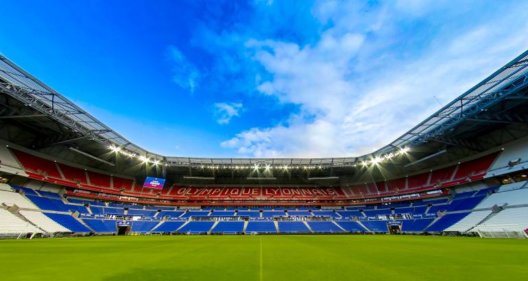 A la découverte du Parc Olympique Lyonnais