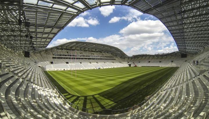 A la découverte du Stade Jean-Bouin