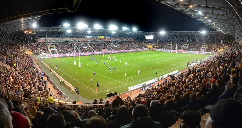 Le FC Grenoble Rugby rejoint StadiumBox !