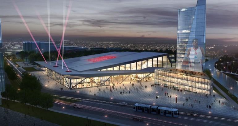 Une nouvelle Arena pour la SIG Strasbourg